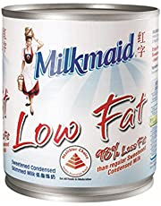 Milkmaid Low Fat Sweetened Condensed Milk, 392g