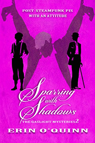 Book: Sparring With Shadows by Erin O'Quinn