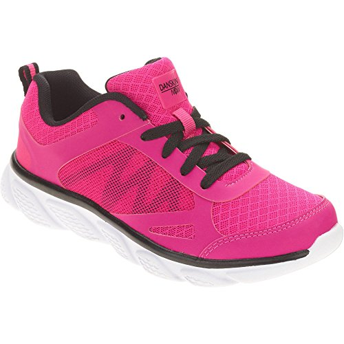 Price comparison product image Danskin Now Girls Athletic Lightweight Running Shoes Fuschia (3)