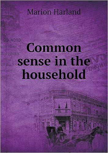 Common Sense in the Household