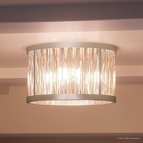 Luxury Crystal Ceiling Light, Small Size: 8