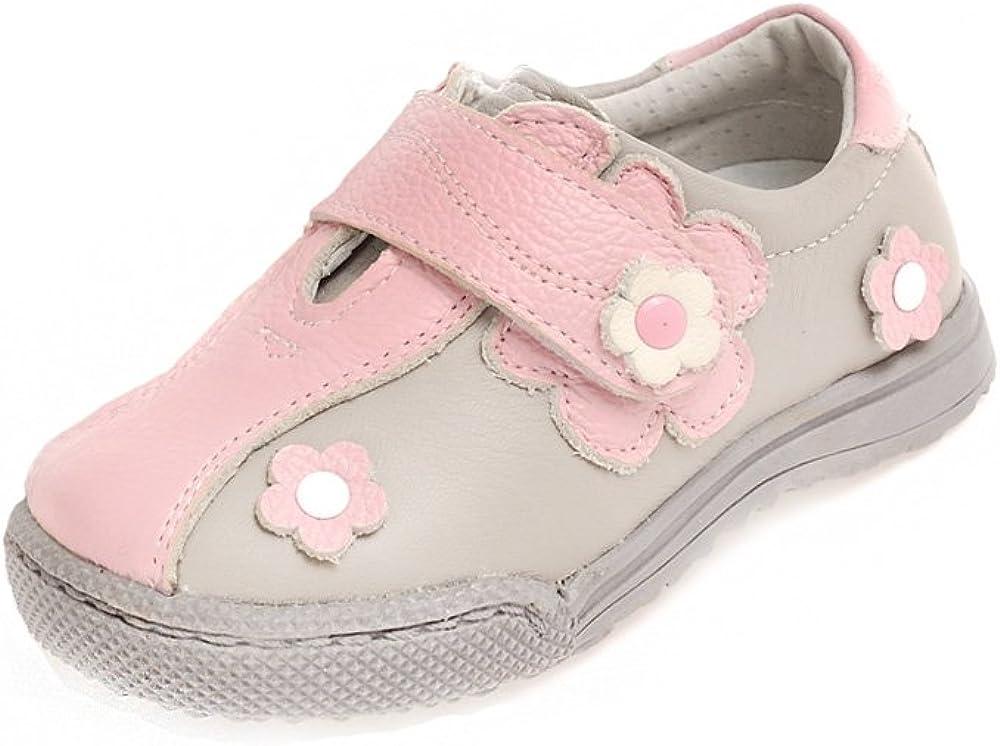 HLT Toddler//Little Kid Girl Pink Flower Squeaky Shoe