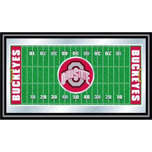 (NCAA Ohio State University Framed Logo Mirror)