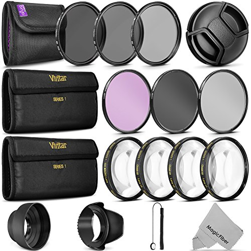Complete Filter Accessory NIKON Camera product image