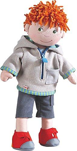 HABA Soft Fabian Green Freckles