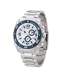 Jorg Gray JG9800-13 - Men's Swiss Chronograph Watch, Date Display, Sapphire Crystal, Stainless Steel Bracelet
