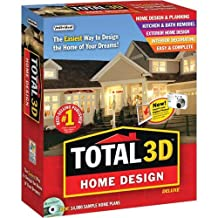 Total 3D Home Design Deluxe