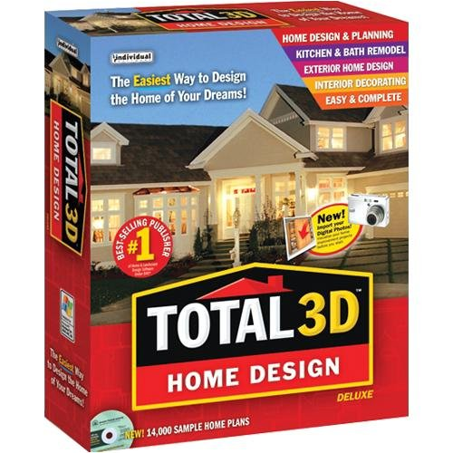 Beautiful Total 3D Home Design Deluxe 9