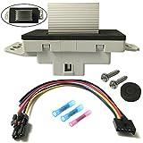 AC Heater Blower Motor Resistor Control Module
