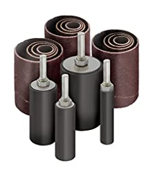 16pk Sanding Drum and Sleeves Set for Dr...