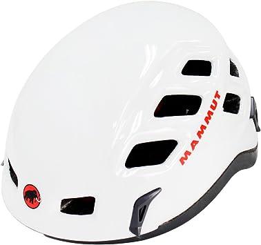 Mammut Rock Rider - Casco, color blanco: Amazon.es: Deportes ...