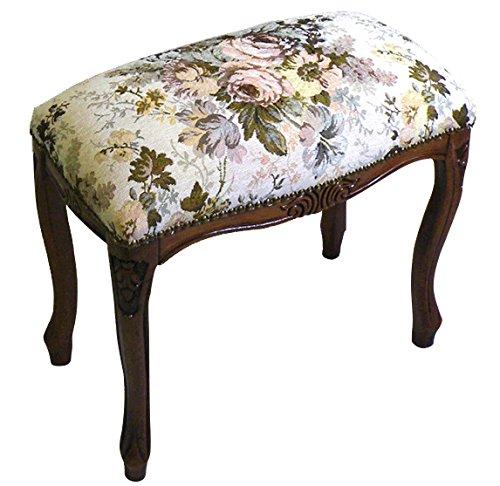 パシフィックGLD イタリア製 クラシカルな椅子 スツール S フラワー 51176 47×43.5 B00UWG1NKI Parent フラワー Small