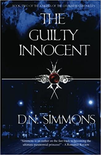 The Guilty Innocent (Knights of the Darkness Chronicles Book 2)