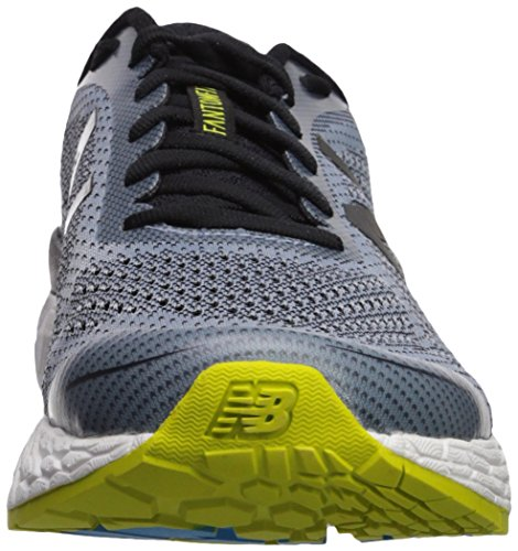 New Balance Men's Vongo V2 Running Shoe Grey/Black discount visit vBAUQG