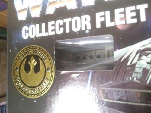B000BJ7T1I Star Wars Collector Series Electronic Rebel Blockade Runner Ship 513K-BcC6rL.
