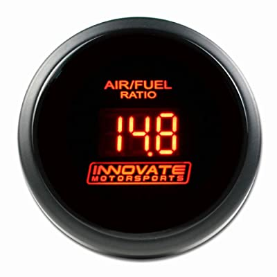 Innovate Motorsports (3796) DB RED Wideband Air/Fuel Gauge Kit includes LC-2 & Bosch LSU 4.9: Automotive
