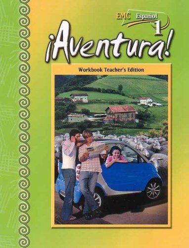 Aventura level 1 workbook teacher edition fajardo 9780821939703 aventura level 1 workbook teacher edition fajardo 9780821939703 amazon books fandeluxe Image collections