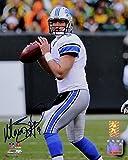 Matthew Stafford Signed Autographed Detroit Lions 8x10 Photo TRISTAR COA
