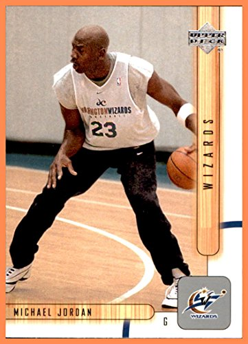 2001-02 Upper Deck #178 Michael Jordan WASHINGTON WIZARDS