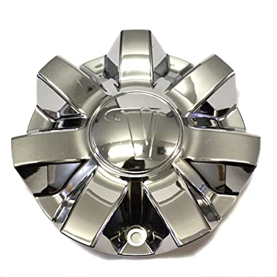 Velocity Wheel Chrome Center Cap # Cs365-1p: Automotive