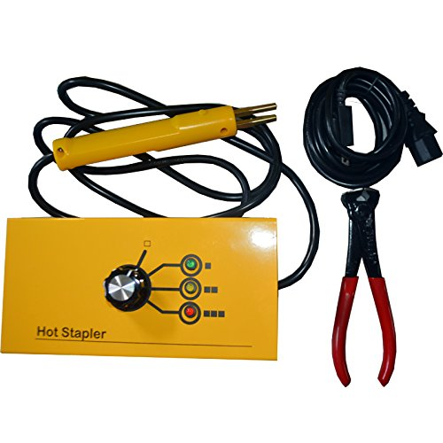 Motor Guard Magna-Stitcher Plastic Repair System Low Bumper Repair Tool Plastic Welding 110V 239068 by Electrical Tool (Image #6)