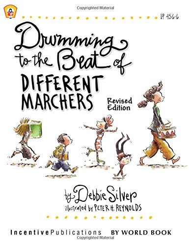 Drumming To Beat Of Diff.Marchers,Rev