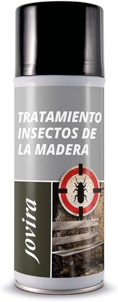 MATACARCOMA anticarcoma spray, Tratamiento para insectos de la madera (Mata carcoma, Anticarcoma) 400ML: Amazon.es: Bricolaje y herramientas