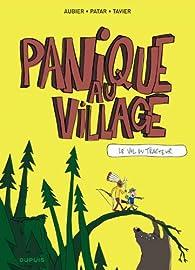 Panique au village, tome 1 : Le vol du tracteur par Stéphane Aubier