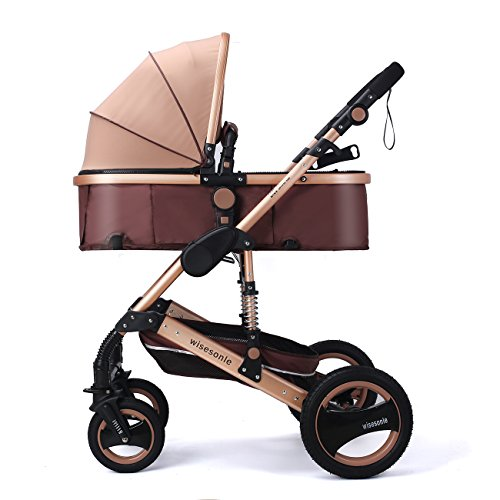 3 Wheel Prams Newborn - 4