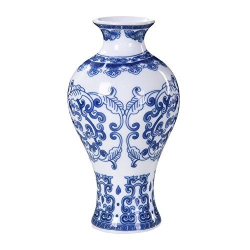Buy blue china vase