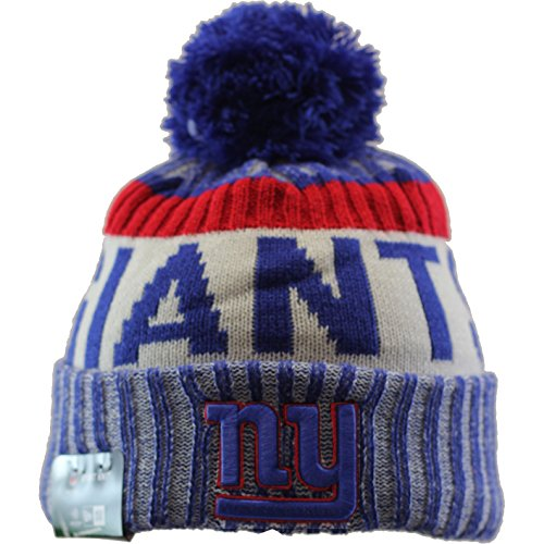 New Era New York Giants 2017 On-Field Sport Knit Beanie Hat/Cap