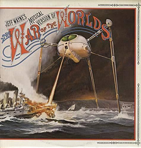 Jeff Wayne: Jeff Wayne's Musical Version Of The War Of The Worlds [Vinyl]