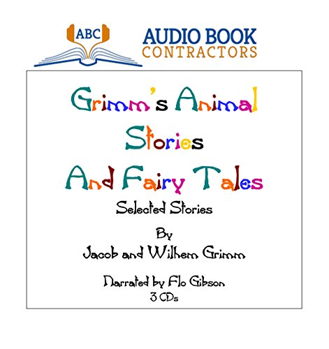 Grimm's Animal Stories and Fairy Tales (Classic Books on CD Collection) (Classic Books on Cds Collection)
