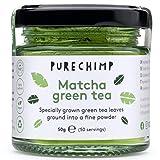 Matcha Green Tea Powder 50g (1.75oz) by PureChimp