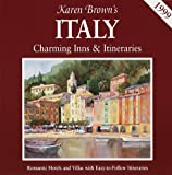 Karen Brown's Italy, Clare Brown and Karen Brown, 0930328795