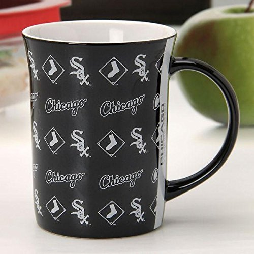 MLB Chicago White Sox Official Line Up Mug, Multicolor, One Size by The Memory Company