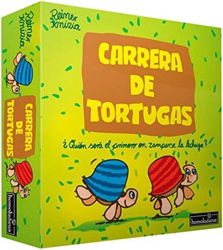 Devir - Carrera de Tortugas (25104): Amazon.es: Juguetes y juegos