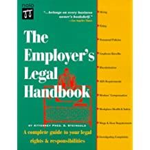 The Employer's Legal Handbook, 3rd Ed