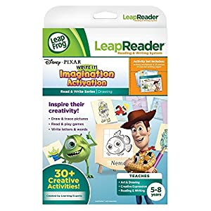 Leap Reader - Disney Write It! Read And Write Activity Book by LeapFrog Enterprises