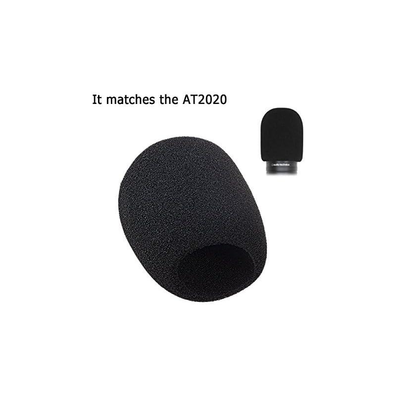 Acrux7 Foam Microphone Windscreen - Larg
