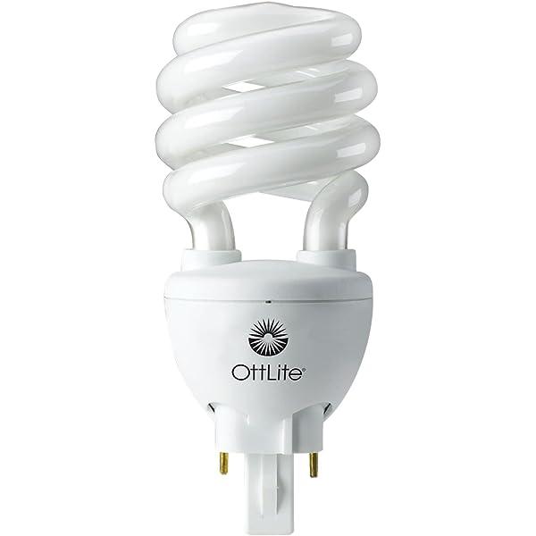 OttLite SB25-P-FFP 25w Replacement Swirl Bulb