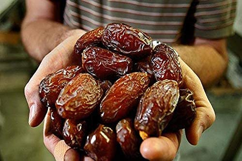 sabli/ères AGROBITS 10 graines de palmier dattier Phoenix dactylifera Grand Fruit doux Point Tr/ès rare