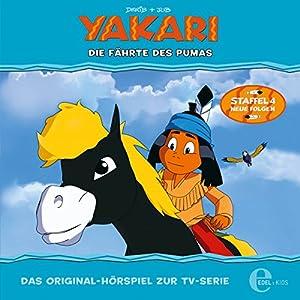 Die Fährte des Pumas (Yakari 30) Hörspiel