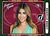 Daniella Monet trading card (Actress, Trina Vega) 2016 Donruss Fans of the Game #5