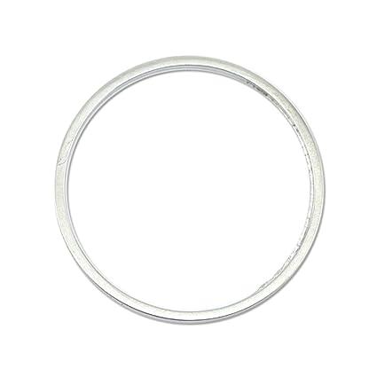 Amazon Com Artistic Wire Beadalon Quick Links Round 20mm Silver