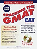Cracking the GMAT CAT with Sample Tests, Princeton Review Staff, 0375754067