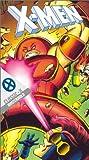 X-Men - Mastermold - Slave Island/Unstoppable Juggernaut [VHS]