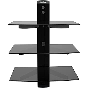Amazon Com Mount It Tv Wall Mount Shelf For Cable Box