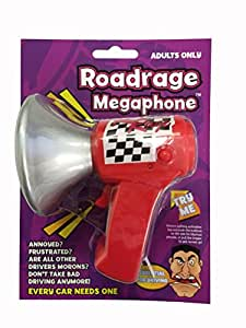 Road Rage Megaphone Adults Only!!!