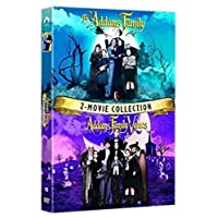 The Addams Family/Addams Family Values 2 Movie Collection